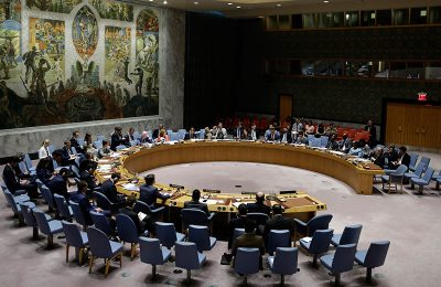 Almost all countries of the UN security Council opposed US sanctions against Iran